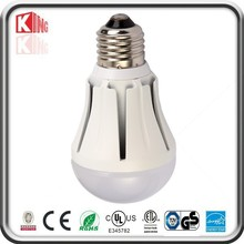 Kingliming High quality Aluminum 7W led bulb light/led bulb e 27