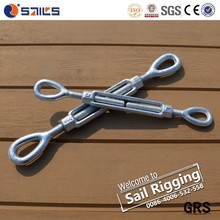 US Type Wire Rope Turnbuckle with Eye and Eye