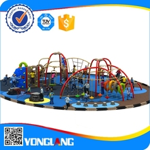 Low price and new design interesting 2015 kids outdoor playground equipment