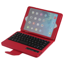 OEM Factory 3.0 Version Bluetooth Keyboard belt clip case for ipad mini