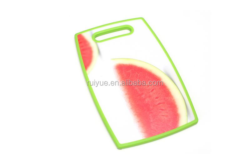 PLASTIC CUTTING CHOPPING SLICING BOARD KITCHEN FOOD MEAT FRUIT FISH VEGETABLES LY37231