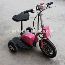 New design three wheeler standing up 3 tricycle kids 2013 with big front tire