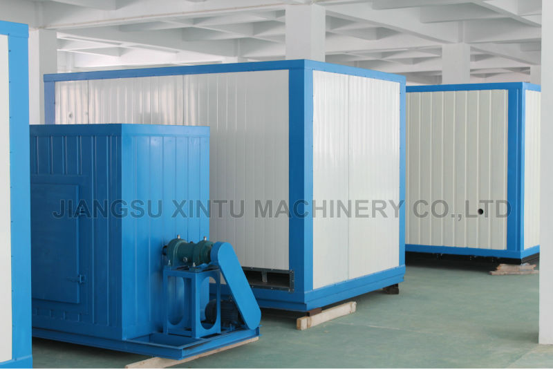 Diesel Powder Coating Drying Oven