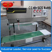 FR900 continuous plastic film sealer