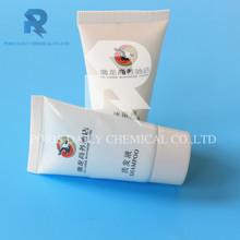 Hot sale tube new design screw cap hotel shower gel