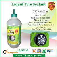 Puncture instant repair Tire/tyre Sealant manufacturer/factory (ROHS certificate)