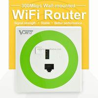 VONETS WIFI router +USB+RJ45 Wall Socket Plate electric socket