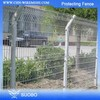 Factory Protecting Fence High Quality Galvanized Fence Netting Chain Link Fence Mesh Used