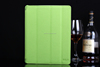 Leather cover for ipad air case made by china factory