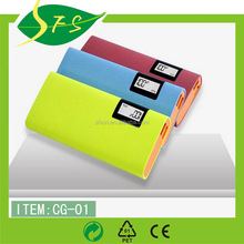 13000mah power bank charger gift power bank logo serive provided with LCD
