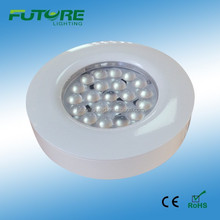 2015 hot 3014 smd led 2.6W super bright PUCK cabinet light in shenzhen china
