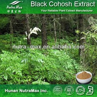 High Quality Black Cohosh Extract Powder Triterpenoidal Saponin