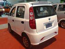 White smart 3-4 seater electric car import price