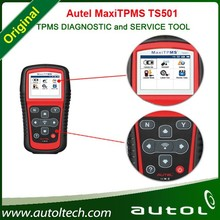 Original Autel MaxiTPMS TS501 TPMS Diagnostic And Service Tool 1 Year Free Upgrade On Internet Easy To Use Autel TS501 With Free