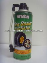 Instant Tire Sealant With Air Compressor
