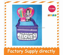 2015 New Products Drawing Educational set School Bag, China wholesale
