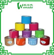 5cm x 5m Kinesiology Athletic Tape/waterproof medical kinesio tape (manufacturers)