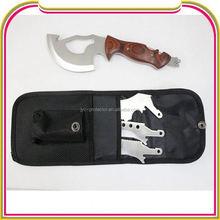 bainha de couro para facas sh080