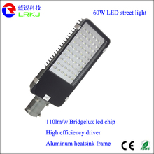 IP68 IP Rating and Aluminum Lamp Body Material 60w led street light