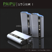 2015 new products genuine vaporizer mod Storm30w vapor mod from China manufacturer