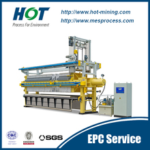 Automatic Membrane filter press with high quality