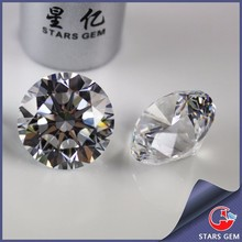 Wholesale high quality round star cut 8 hearts & 8 arrows cz