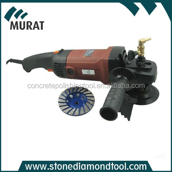 1200W Stone Processing Electric Power Polishing Wet Grinder