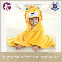 Lovely high quality baby kids clothing comfy unisex baby cloak