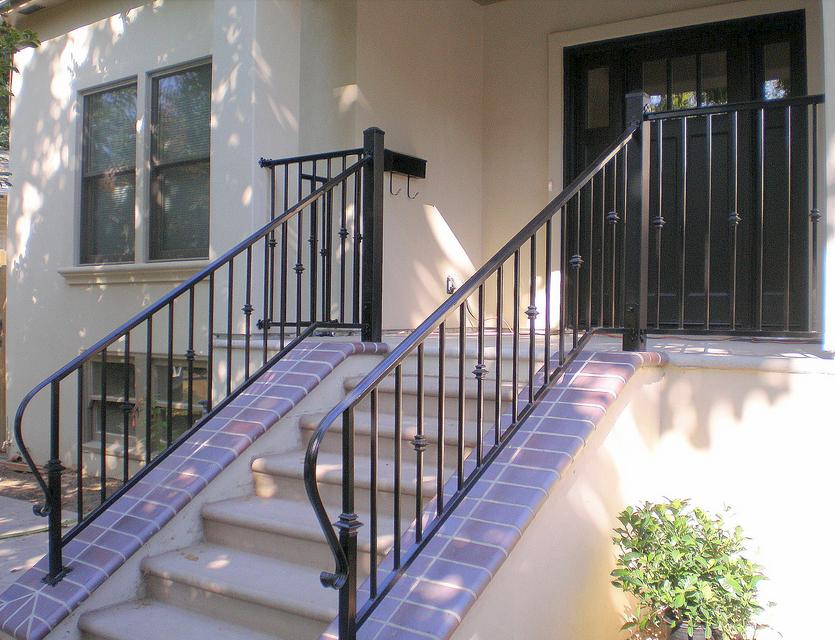 disegno Railing veranda : Cina prezzo ringhiere ringhiere dei balconi in ferro In acciaio inox ...