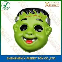 lovely Frankenstein cute mask Rio de Janeiro Carnival