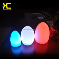 Plastic Light Up Night Light Holiday Decoration Lighting Bar Table Lamp