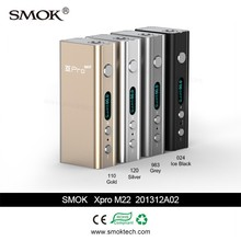wholesale ecig box mod SMOK XPro M22 mini box mod 2200mah built-in battery vw/mech model