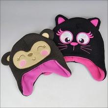 children's knitted animal hats