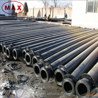 Polyethylene dredge pipe diameter 355mm pe100 hdpe pipe price list