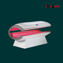 28 pcs UV lamps collagen tanning bed with red light therapy tanning bed