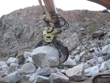 Excavator Grapple for CAT/SK/EC/SH/SANT