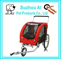 Large Pet Dog Bicycle Carrier Kit Dog Trailers for Sale