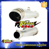 Muffler motorcycle exhaust pipe for chinese scooters