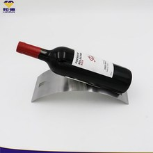 High quality metal alcohol bottle holder