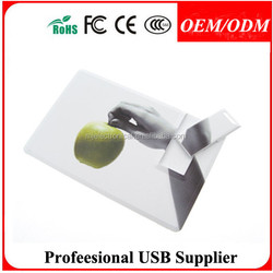 Promo gifts Plastic USB sound card /usb 2.0 interface flash drive , business NFC cards