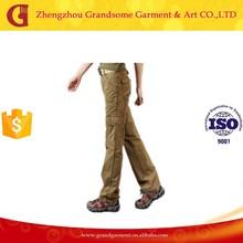 Alibaba Wholesale Women's 6 Pocket Cargo Working Pants