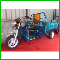 2015 New Design Gas Powered Piaggio Cargo Tricycle