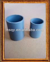 PVC Couplings with plain end coupler
