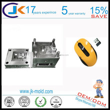 17 Years Experienced OEM And ODM Mouse Shell Double Color Injection Plastic Mould Manufacturing
