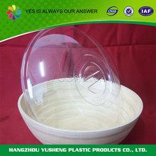Disposable non-toxic plastic washing bowl