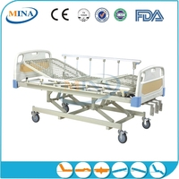 MINA-MB3203B new type home care 3 functions hospital bed