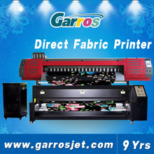 Engineers available to service machinery oversea After-sales Service Provided and Digital Printer Type Digital textile printer
