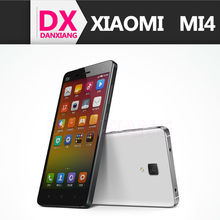 XiaoMi M4 13.0MP/8.0MP Dual Cameras,both f1.8 aperture, support 4K video record Android 4.4 mobile phone