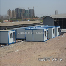 high quality steel structure sea container house