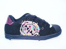 2012 color print skateboards sport shoes